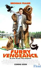 Furry Vengeance poster