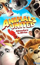 Animals United poster