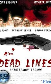 Dead Lines poster