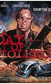 A Day of Violence poster