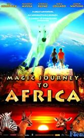 Magic Journey to Africa poster