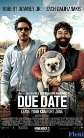 Due Date full movie