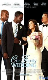 Our Family Wedding poster