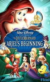 The Little Mermaid: Ariel's Beginning full movie