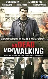 Fifty Dead Men Walking poster