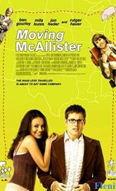Moving McAllister poster