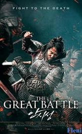 The Great Battle poster