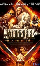 Nation's Fire poster