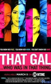 That Gal... Who Was in That Thing: That Guy 2 poster