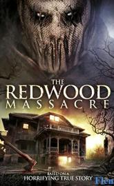 The Redwood Massacre poster