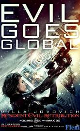 Resident Evil: Retribution full movie