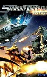 Starship Troopers: Invasion full movie