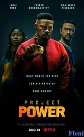 Project Power poster