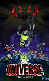 Ben 10 vs. the Universe: The Movie poster